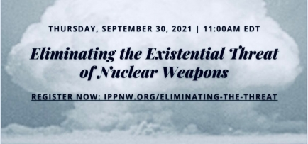 Shekhar Mehta, president of Rotary international will discuss about the UN Treaty on the Prohibition of Nuclear Weapons